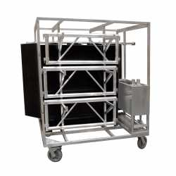 Trolley Allumium pour All Terrain (Large)