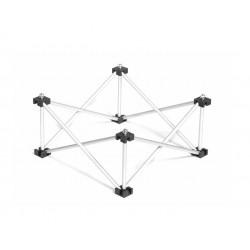 Support Alu Triangle 20 cm
