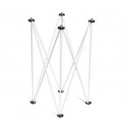 Support Alu Triangle 60 cm