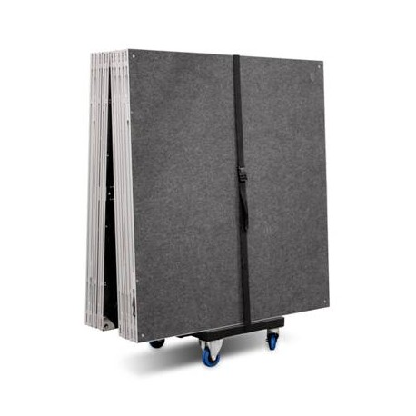 Trolley pour 20m2 IntelliStage™ (1x1m)