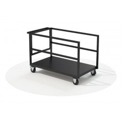 Trolley pour IntelliStage™ (1x1m)