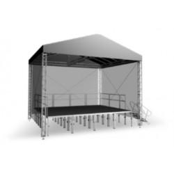Couverture Scénique GR 8 x 6 m